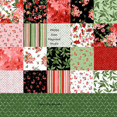 Prose Charm Pack From Maywood Studio - (42) 5