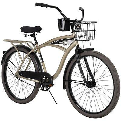 Classic Vintage Beach Cruiser Bike Chopper Bicycle 700 Handlebar 25.4mm Chrome