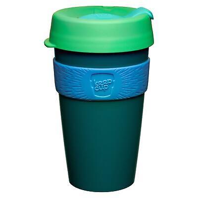 KeepCup Changemakers Original Re-Useable Coffee Cup Travel Mug 454ml 16oz - Eddy