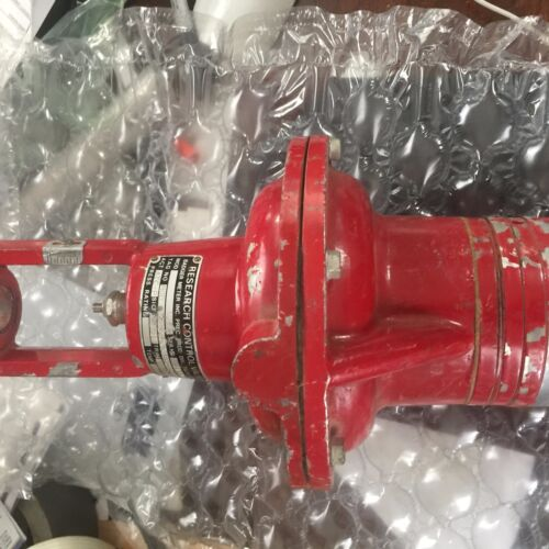 BADGER RESEARCH CONTROL VALVE 5000PSI 1002GCN36BVCPMIN