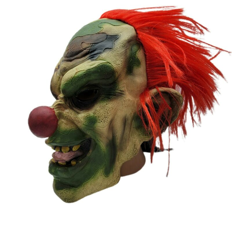 Halloween 🎃scary Adult Clown 🤡 Mask by Paper Magic Group