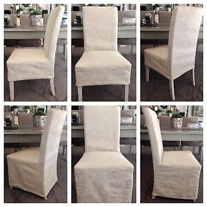 DINING CHAIR COVERS Northmead Parramatta Area Preview