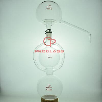 Proglass Glass Pelican Distillation Kit 1000ml