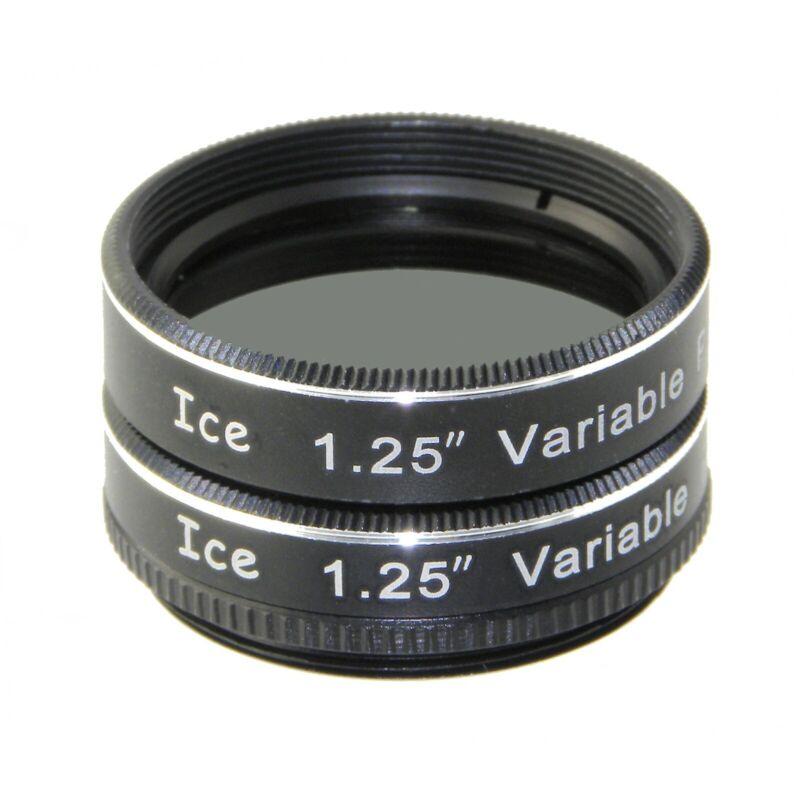 "ICE 1.25"" Variable Polarizing Eyepiece Moon Filter for Telescope Polarizer Vari"