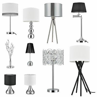 [lux.pro] Tischleuchte Tischlampe Nachttischlampe Leselampe Leseleuchte Leuchte