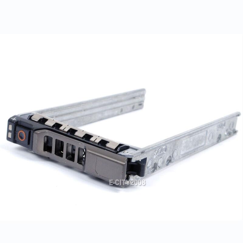 "2.5"" Inch SAS SATA HDD Hard Drive Tray Caddy For Dell PowerEdge R710 US Seller"