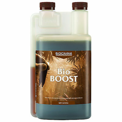 Canna Bio Boost 1L Organic Yield Increasing BioBoost Hydroponic Nutrient