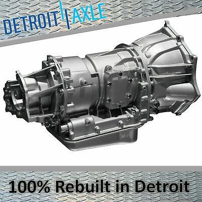 4-Spd REBUILT AT Transmission for Dodge Ram 1500 2500 3500 Pickup Van NO Diesel