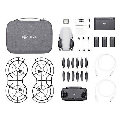 DJI Mavic Mini Ultra Light Flycam Fly More Combo *NEW* *IN STOCK*