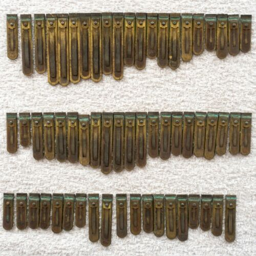Antique Pump Organ: 61 Brass Reeds - Mason Hamlin Style 248 – Late 1800