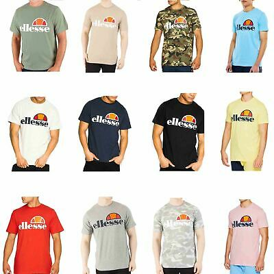 Ellesse Prado Men T-Shirt in Wide Range of  Colours SHS01147