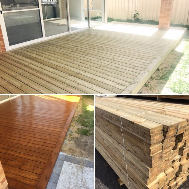 Half Price Decking Timber 120mm Wise Building Materials