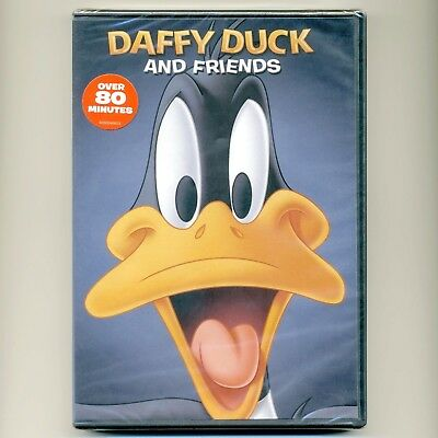 Friendly Duck - Daffy Duck & Friends, new DVD Warner Brothers cartoons, Looney Tunes, animation
