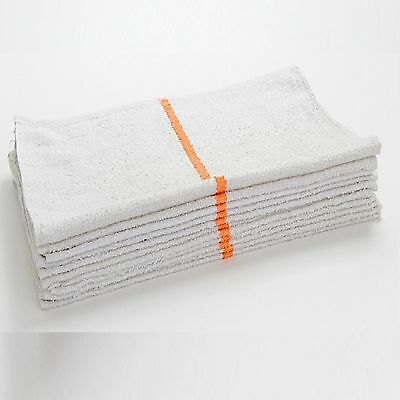 Heavy Duty Terry Cloth - 60 new terry cloth bar towels rags wiping cloths janitorial 32oz heavy duty