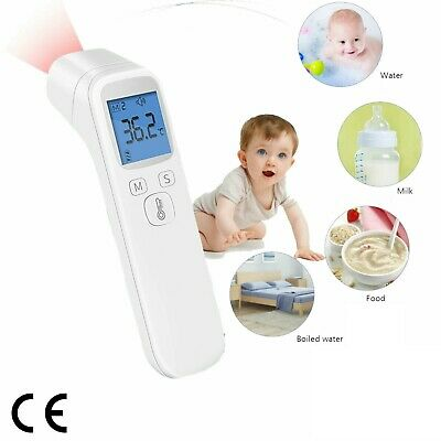 Thermometer Infrared Without Contact - Alarm Fever - Thermometer Digital Laser
