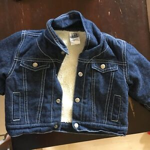 Two fall jackets size 6-12m Baby Gap