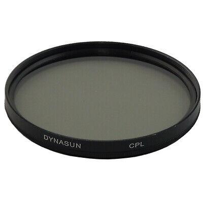 Filtro Polarizzatore Circolare CPL C-PL + Custodia x Canon Nikon Sony