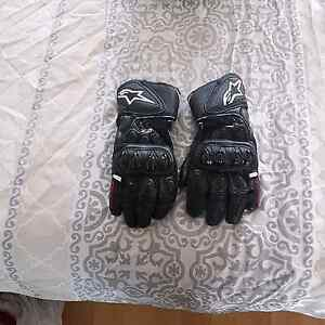 GT Plus gauntlet riding gloves brand new Neutral Bay North Sydney Area Preview