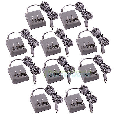 Wholesale Lots 10 Wall Home Travel Charger Adapter For Ni...