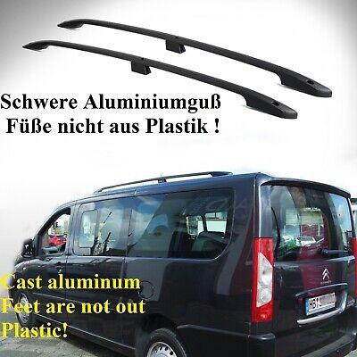 EBA Thule WingBar EVO für Peugeot Traveller Bus inkl Aluminium Dachträger