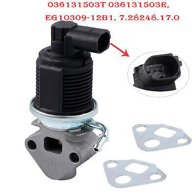 EGR Valve For VW Bora Caddy Golf Mk4 1.4 1.6 16V 97-06 5 Pins Plug 036131503T