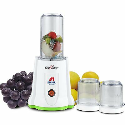 Kitchen Mixer Multi Function Blender Well Being Stand Double Safety Design Blade