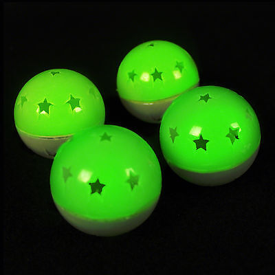 Nite n Day Glowballs for Cats - cat toy, glow in the dark, ball, kitten, jingle,
