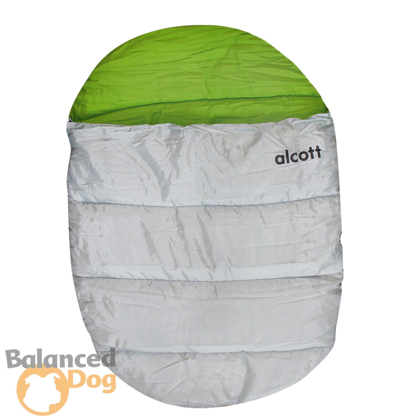 Alcott Explorer Hunde-Schlafsack Hundebett Hundedecke Schlafplatz Hunde Camping