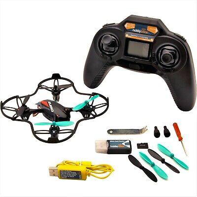 HobbyZone ZUGO (TM) HBZ8700 Camera Drone 2.4 gHz 720p Video NOS Opened Box 8199