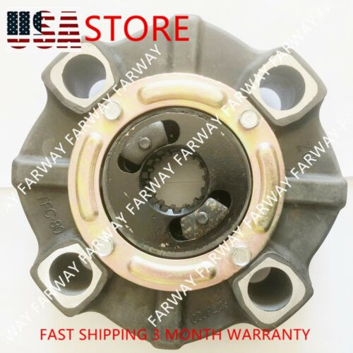 Hydraulic Pump Coupling for Caterpillar Excavator CAT E180 E200B E270B 14 TEETH