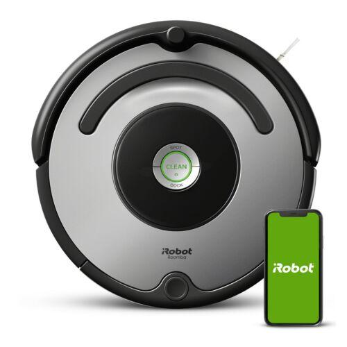 iRobot Roomba 677 Vacuum Cleaning Robot - Manufacturer Certified Refurbished!