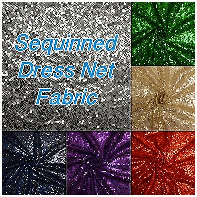 Sequin Tulle Sparkle Dance Evening Dress Wedding Halloween Backdrop Craft - Halloween Dance Clothes