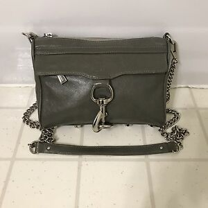 First Edition Rebecca Minkoff Mini MAC