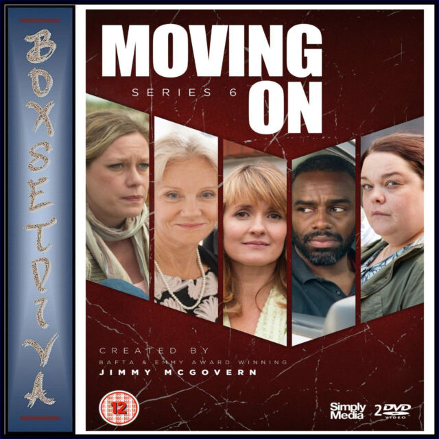MOVING ON - COMPLETE SERIES 6  *BRAND NEW DVD**
