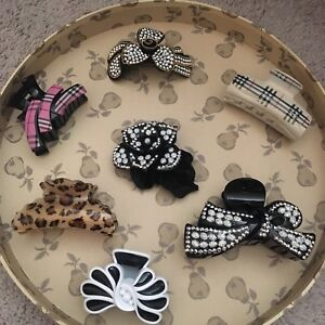 Large Hair clips