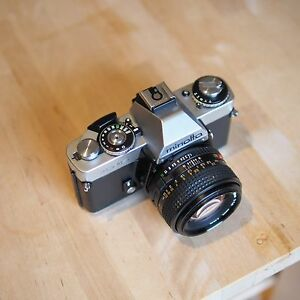 Minolta XD5 with 50mm f1.4 lens Altona Meadows Hobsons Bay Area Preview