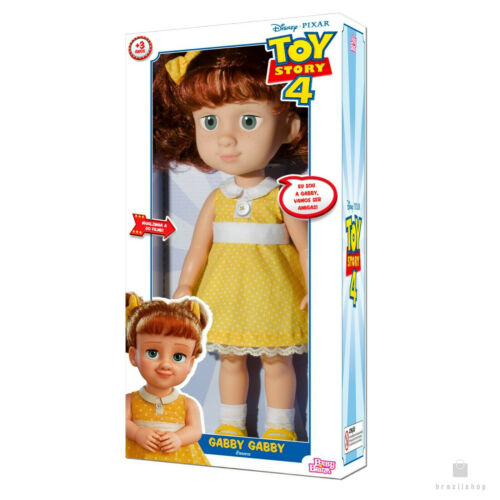 "Gabby Gabby Toy Story 4 Doll Figure Disney Pixar Baby Brink 17"" Ships From USA"