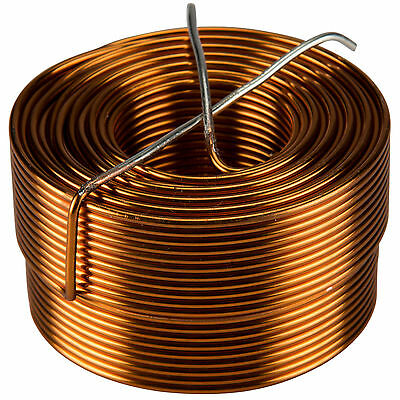 Jantzen 1898 1.0mh 15 Awg Air Core Inductor