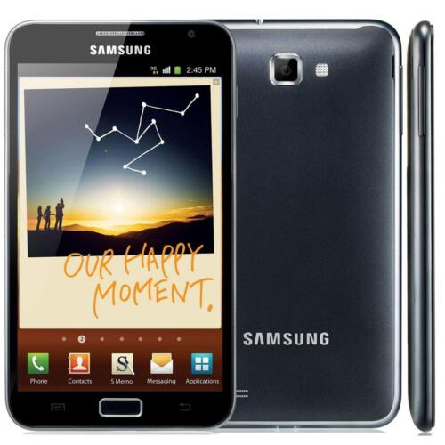 "Android Phone - 5.3"" Unlocked Samsung Galaxy Note N7000 16GB Android Mobile Smartphone Phone UK"