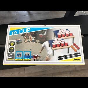 Travelling beer pong