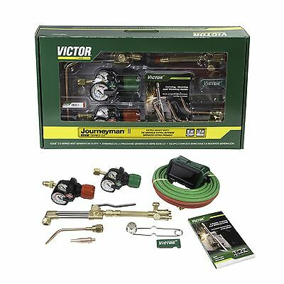 Victor Journeyman Ii Welding Cutting Outfit 0384-2110