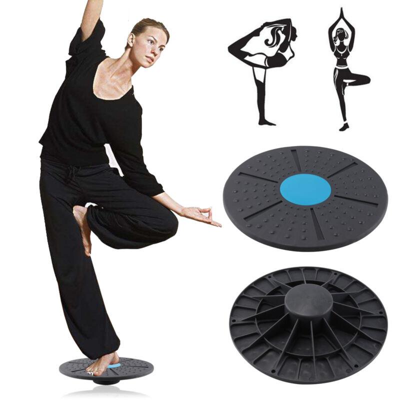 Balance Board Kreisel Wackelbrett Therapiekreisel mit Griffen 40cm Fitness & Jogging Kleingeräte & Zubehör
