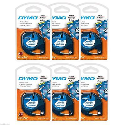 how to use dymo refill