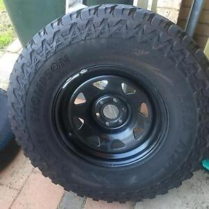 Rims and tyres Ellenbrook Swan Area Preview