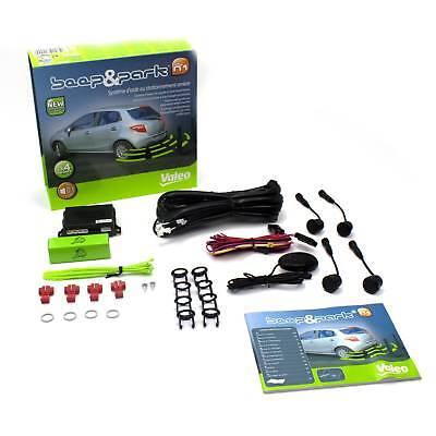 VALEO Beep & Park Kit 1 632000 Einparkhilfe hinten 4 Sensoren