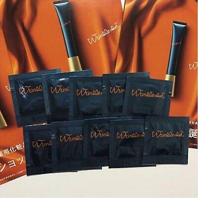 F/S POLA Wrinkle Shot Medical Serum 0.2 g x 10 pcs Anti-Aging Cream From Japan