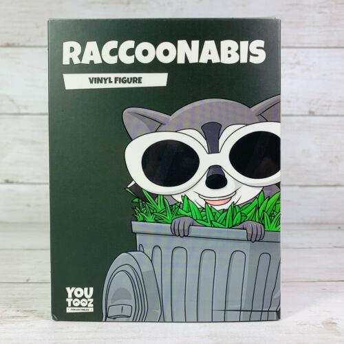 Youtooz Collectibles Raccoonegg Raccoonabis LE /2000 Vinyl Figure FAST FREE Ship