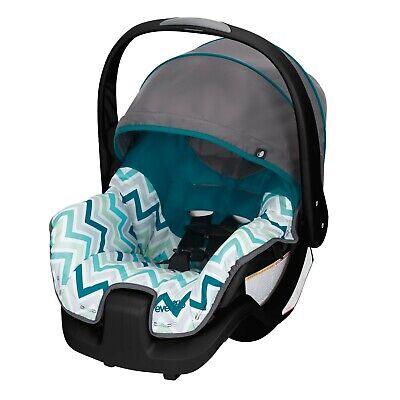 Maximum Comfort Infant New Born Safety Car Seat Grey Blue
