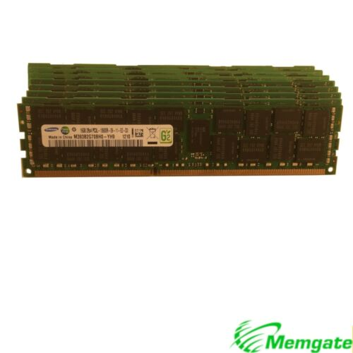 96GB (6x16GB) DDR3 -1333 ECC Reg Memory for Apple Mac Pro Mid 2010 5,1 12 Core