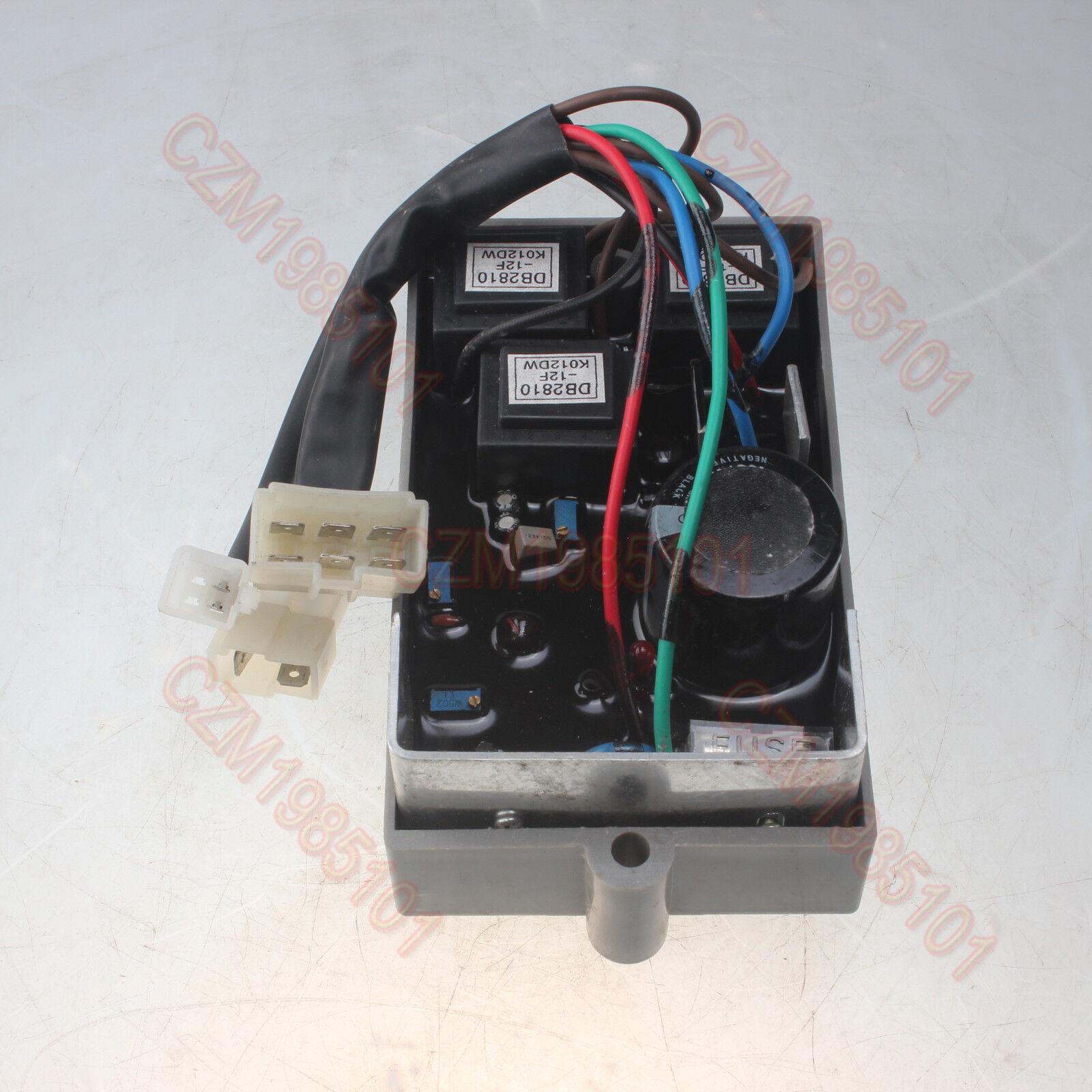 Voltage Regulator 3 Phase 10KW DAVR 50S3 For KIPOR Diesel